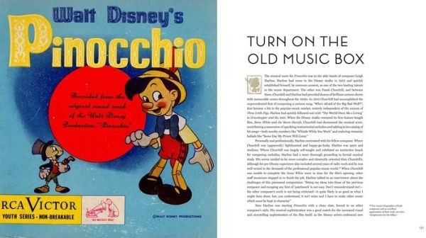 Libro: Pinocchio: The Making of the Disney Epic - comprar online