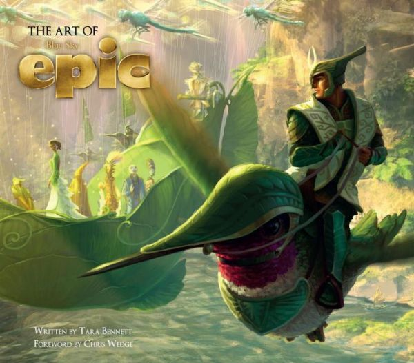 Libro: The Art of Epic