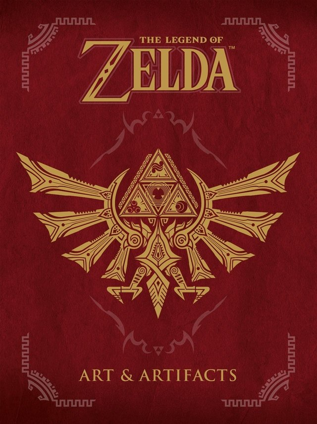 Libro: The Legend of Zelda: Art & Artifacts