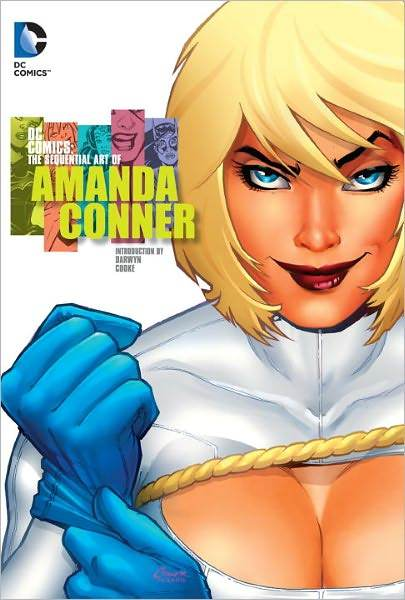 Libro: DC Comics: The Sequential Art of Amanda Conner