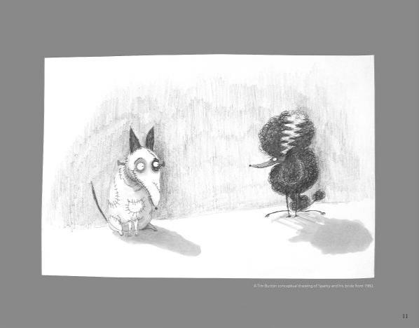 Libro: Frankenweenie: The Visual Companion - Vanguardia Libros