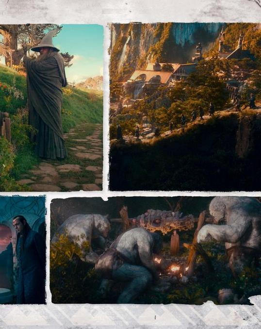 Libro: The Hobbit: The Desolation of Smaug Visual Companion en internet