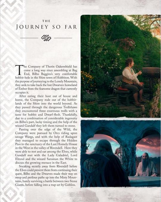 Libro: The Hobbit: The Desolation of Smaug Visual Companion - comprar online