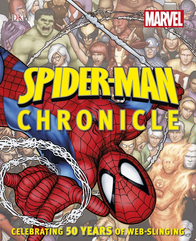 Libro: Spider-man Chronicle: Celebrating 50 YEARS of Web-slinging