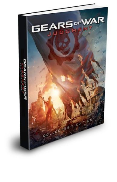 Libro: Gears Of War: Judgment Collector's Edition Strategy Guide (Signature Series Guides)