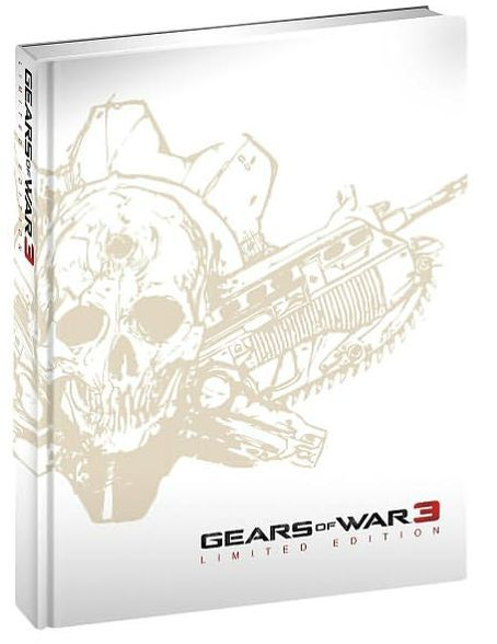 Libro: Gears of War 3 Limited Edition - Official Strategy Guide