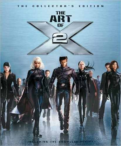 Libro: The Art Of X2: The Collector's Edition, Deluxe Hardcover (X2: X-Men United)
