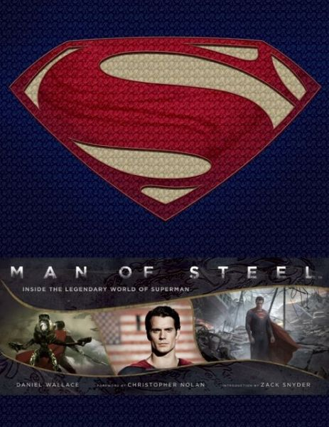 Libro: Man of Steel: Inside the Legendary World of Superman