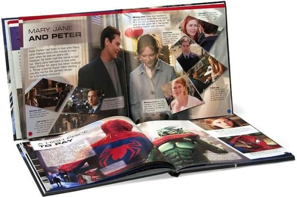 Libro: Spider-man: The Visual Guide to the Complete Movie Trilogy en internet