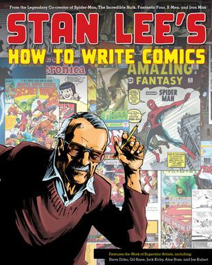 Libro: Stan Lees How To Write Comics ( Marvel )