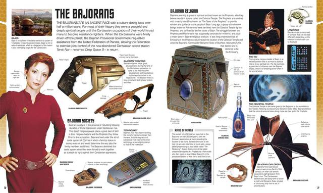 Libro: Star Trek: The Visual Dictionary - Vanguardia Libros