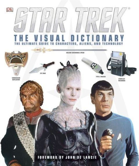 Libro: Star Trek: The Visual Dictionary