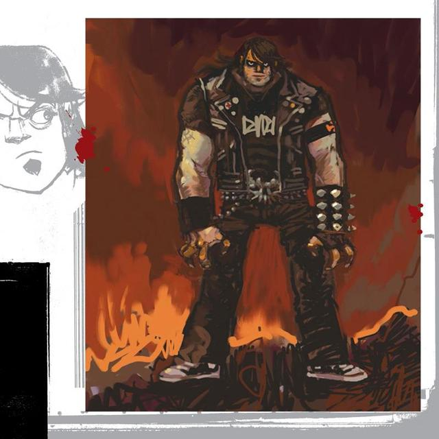 Libro: The Art of Brutal Legend en internet