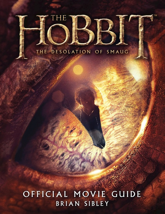 Libro: The Hobbit: The Desolation of Smaug Official Movie Guide