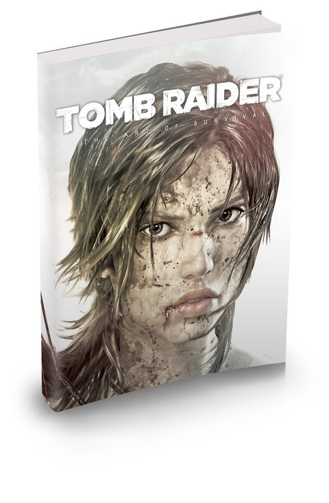 Libro: Tomb Raider: The art of Survival