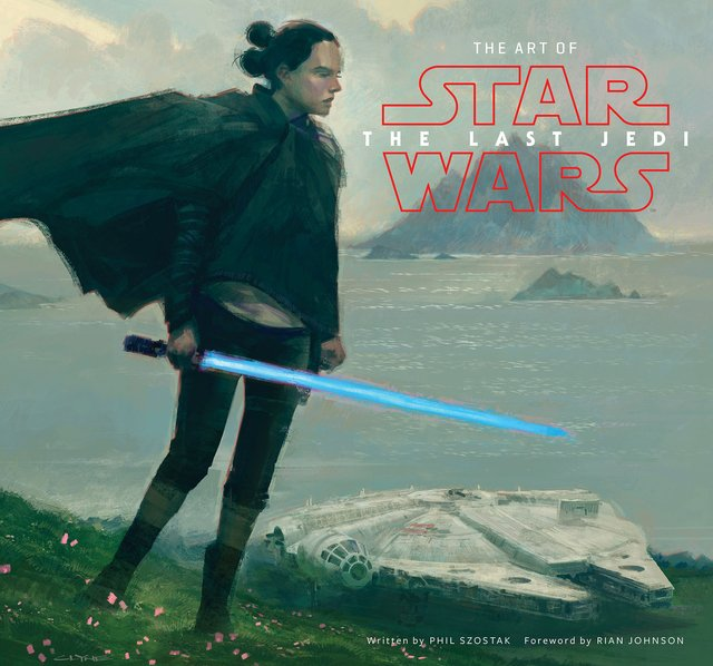 Libro: The Art of Star Wars: The Last Jedi - comprar online