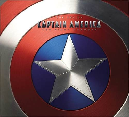 Libro: Captain America: The Art of Captain America - The First Avenger