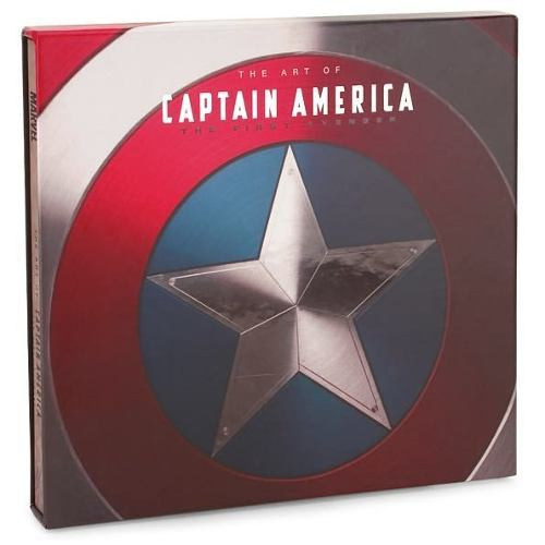 Libro: Captain America: The Art of Captain America - The First Avenger - comprar online