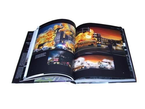 Libro: The Dark Knight Featuring Production Art and Full Shooting Script - comprar online