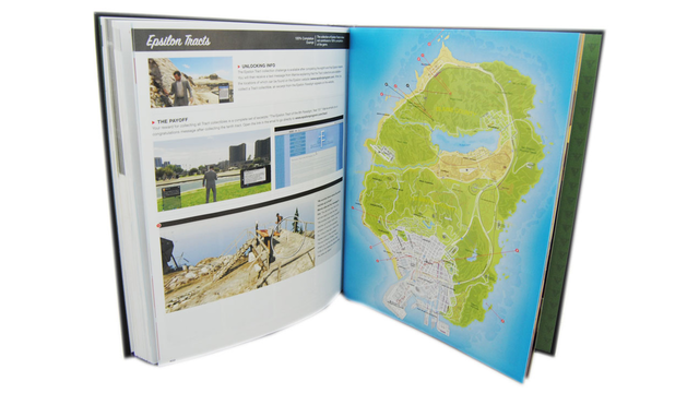 Libro: Grand Theft Auto V Limited Edition Strategy Guide - comprar online