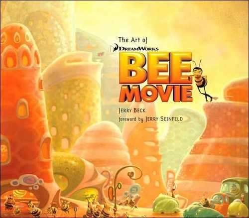 Libro: The Art of Bee Movie