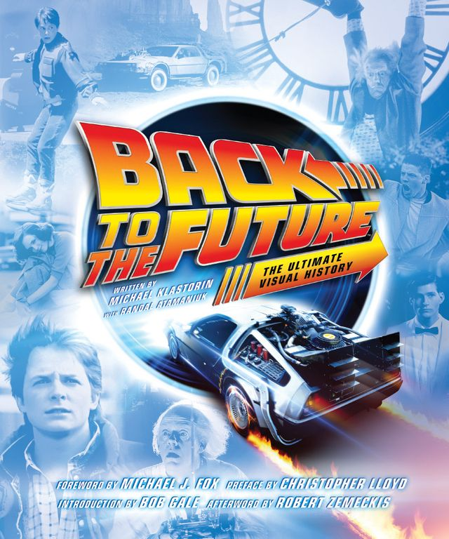Libro: Back to the Future: The Ultimate Visual History