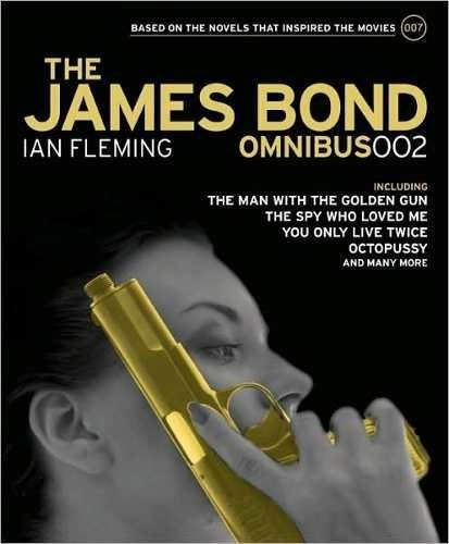 Libro: The James Bond - Omnibus Volume 002: Based on the Novels that inspired the Movies