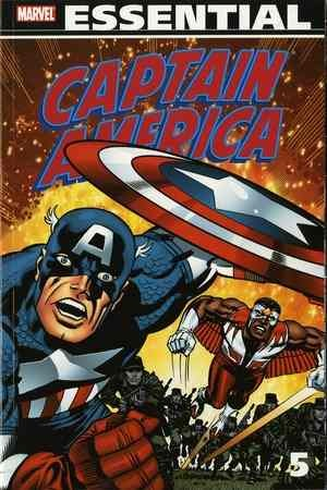 Libro: Essential Captain America - Volume 5