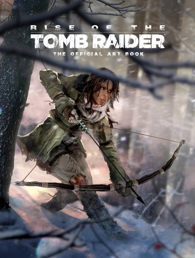 Libro: Rise of the Tomb Raider: The Official Art Book
