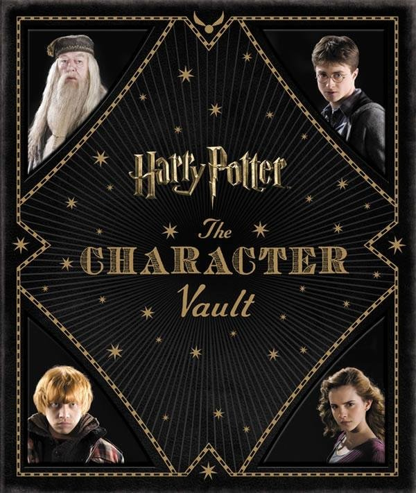 Libro: Harry Potter: The Character Vault
