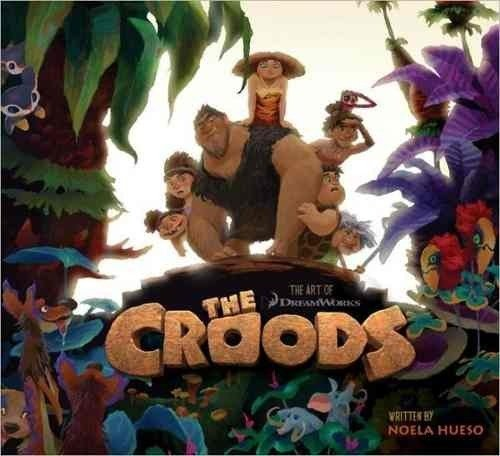 Libro: The Art of the Croods