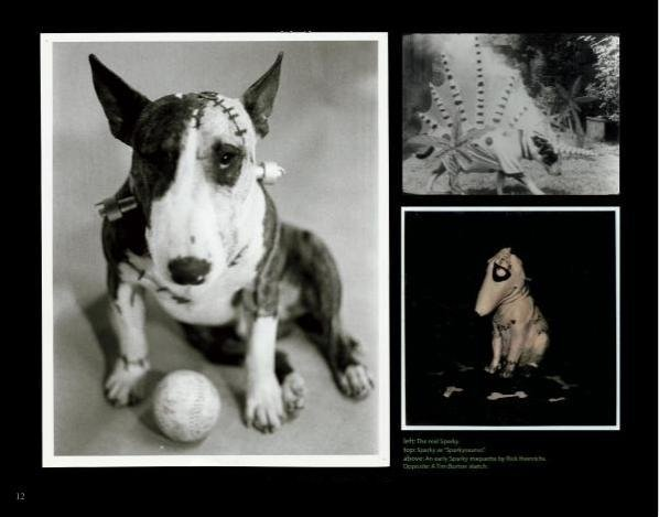 Libro: Frankenweenie: The Visual Companion - tienda online