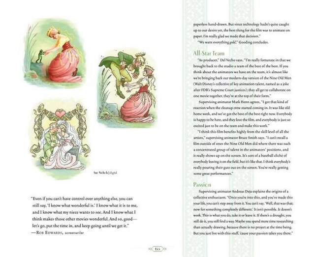 Libro: The Art of the Princess and the Frog - Vanguardia Libros