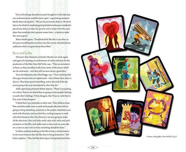Libro: The Art of the Princess and the Frog - tienda online