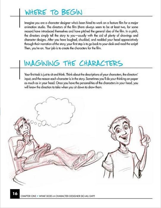 Libro: Creating Characters with Personality: For Film, TV, Animation, Video Games, and Graphic Novels - Vanguardia Libros