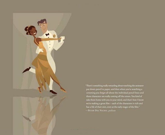 Imagen de Libro: The Art of the Princess and the Frog