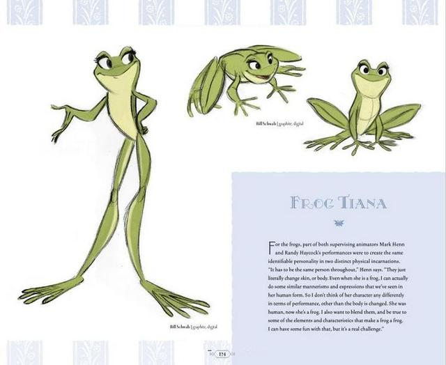 Libro: The Art of the Princess and the Frog