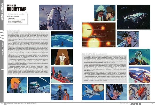 Libro Robotech Visual Archive: The Macross Saga - comprar online