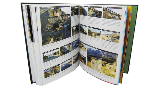 Libro: Grand Theft Auto V Limited Edition Strategy Guide en internet