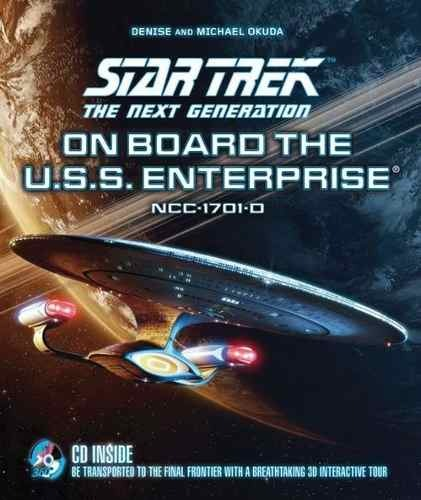 Libro: Star Trek: The Next Generation: On board the U.S.S Enterprise