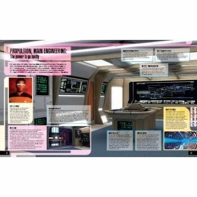 Libro: Star Trek: The Next Generation: On board the U.S.S Enterprise - Vanguardia Libros