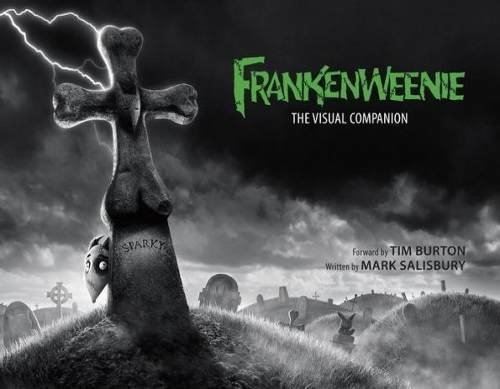 Libro: Frankenweenie: The Visual Companion