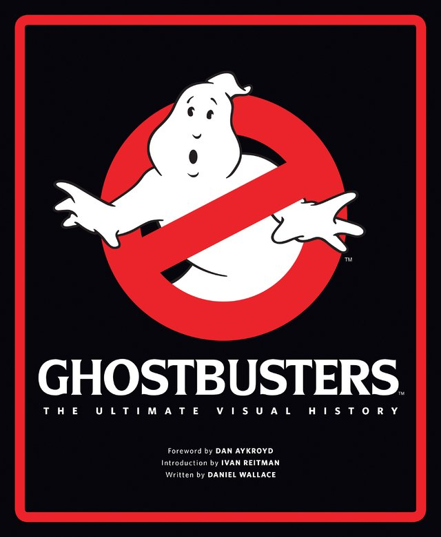 Libro: Ghostbusters - The Ultimate Visual History