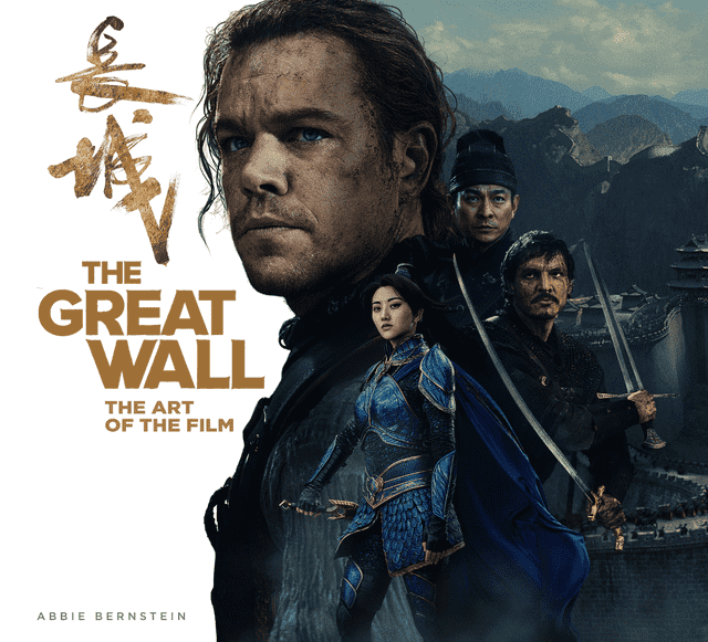 Libro: The Great Wall: The Art of the Film