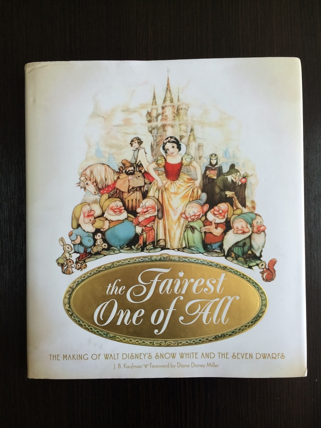Libro de saldo: The Fairest One of All: The Making of Walt Disney's Snow White and the Seven Dwarfs