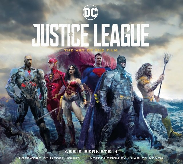 Libro: Justice League: The Art of the Film