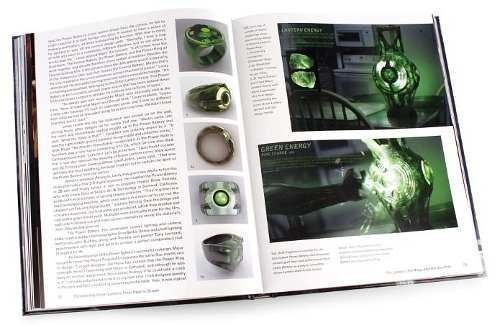 Imagen de Libro: Constructing Green Lantern: From Page to Screen