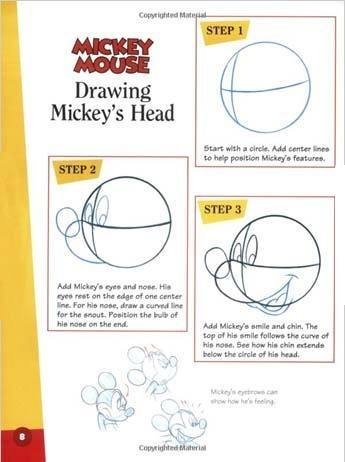 Libro: Learn To Draw Disney - Celebrated Characters Collection: Including your Disney/Pixar Favorites! - tienda online