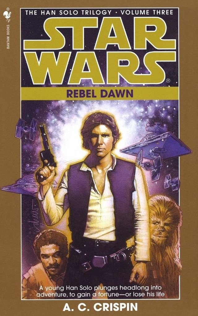 Libro: Star Wars - The Han Solo Trilogy - Volume 3 - Rebel Dawn