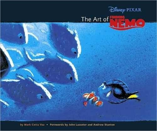 Libro: The Art of Finding Nemo (Disney - Pixar)